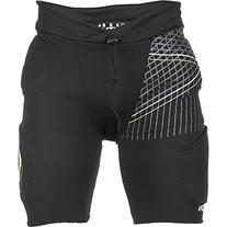 Demon Flexforce Pro Low Shorts - Black Medium