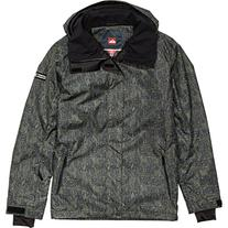 Quiksilver Mens Mission Shell Jacket, Sirius Men, X-Large