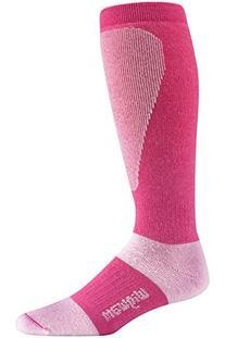 Wigwam Men's Snow Sirocco Knee High Performance ski Sock,,