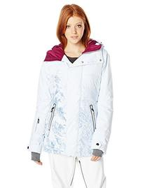 Roxy SNOW Junior's Torah Bright Crystalized Snow Jacket,