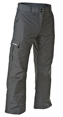 Arctix Men's Snowboard Cargo Pants, Charcoal, XX-Large