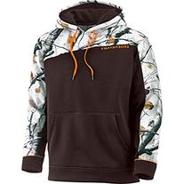 Legendary Whitetails Snowcap Hoodie Brown Large
