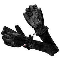 Snowstoppers Glove Lg Blk