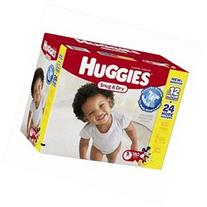 Huggies Snug & Dry Step 5 Diapers, 180 Count