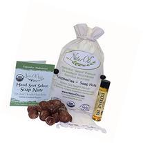 NaturOli Soap Nuts/Soap Berries- Sale- 1/2-Lb USDA ORGANIC