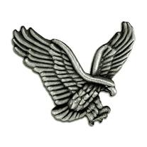 PinMart's Soaring American Antique Silver Eagle Jewelry