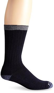 "Sockwell Men's ""Easy Does It"" Socks, Navy, Large/X-Large"