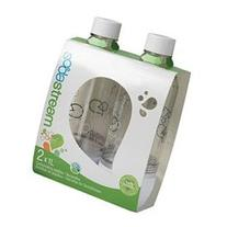 Sodastream Carbonating Bottles Clear Plastic