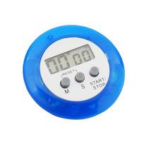 SODIAL BLUE DIGITAL ELECTRONIC MAGNETIC KITCHEN TIMER,