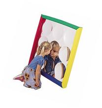 Soft Frame Convex Bubble Mirror