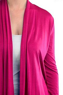 Viosi Women's Soft Comfortable Open Front Cardigan - Made in