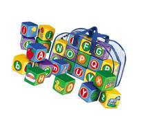 Soft & Safe Washable Alphabet Blocks