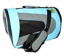 Soft-Sided Pet Travel Carrier  for Cats, Small Dogs, Puppies