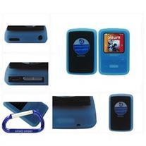 GizmoDorks Soft Silicone Jelly Skin Case Cover for Sandisk