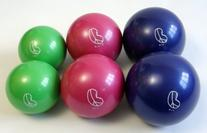 Bean Products Soft Weighted Balls - 6lbs Grape