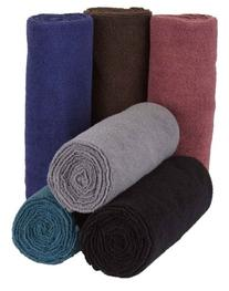 Softees Towels with Duraguard, Chocolate, 10pk