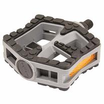 Eleven81 Softtop Resin Mountain Bike Pedals - LU-990