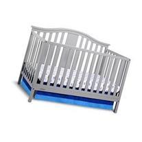 Graco Solano 4-in-1 Convertible Crib and Bonus Mattress,