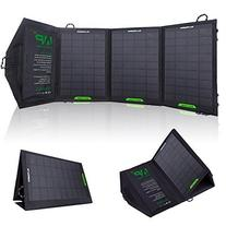 ALLPOWERS 12W Portable Foldable Solar Charger Panel with
