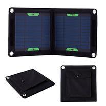 AP® Solar Foldable Charger 7W Portable Folding Solar Panel