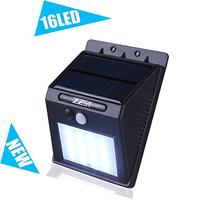 Solar Light,LED Solar Powered Motion Sensor Light,Outdoor