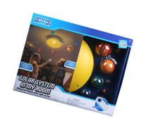 Solar System In My Room Remote Control Home Décor Night