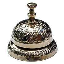 Solid Brass Desk Ring For Service Call Bell