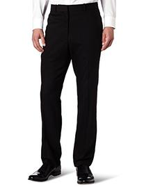 Perry Ellis Portfolio Dress Pants, No Iron Slim Fit Flat