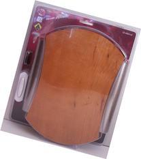 Solid Wood Light Cherry Wireless Door Chime Kit