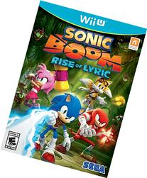 Sonic Boom: Rise of Lyric - Wii U