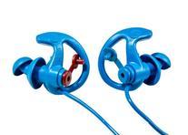 SureFire Sonic Defenders Cobalt Filtered Flanged Earplugs ,