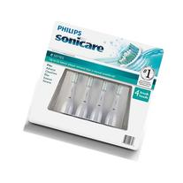 Philips Sonicare E-series Brush Head - 4 Pk