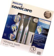 Philips Sonicare HX6733/90 HealthyWhite 3 Mode Platinum