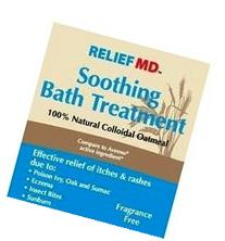 Relief MD Soothing Colloidal Oatmeal Bath Treatment - 6
