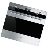 "SMEG SOU330X1 30"" Classic Electric Multifunction Wall Oven"
