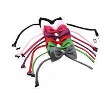 Souked Cool Color Cotton Accessory Dog Cat Bow Tie Necktie