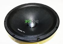 "McLaren Sound MLM-1280 10"" 600W 8-Ohm Car Audio Midrange/"