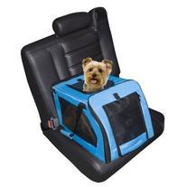 Pet Gear SP1020BA Small Soft Travel Pet Crate in Blue Aqua