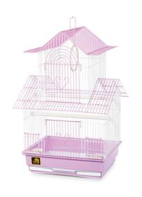 Prevue Hendryx SP1720-3 Shanghai Parakeet Cage, Lilac and