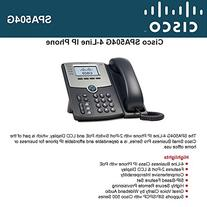 Cisco SPA504G 4-Line IP Phone with 2-Port Switch, PoE and