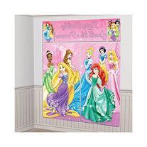 Disney Princess Sparkle Birthday Party Scene Setters Wall