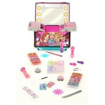 Barbie Sparkle and Shine Rolling Vanity