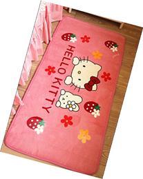 Speaking Life Cute Hello Kitty Carpet Non-slip Rug in