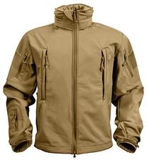 Rothco The Special Ops Soft Shell Jacket in Coyote Tan