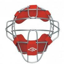 Easton Speed Elite Traditional Catcher's Facemask, Purple