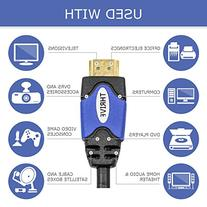 High Speed Hdmi Cable - 15 FT - Version 2.0 Hdmi Cables