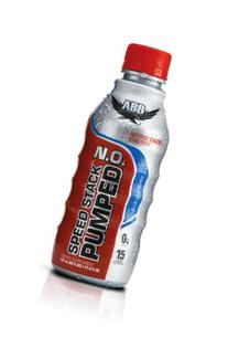 Speed Stack Pumped N.O Nutrition Beverages, Blue Raspberry,
