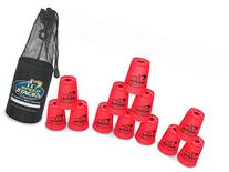 Speed Stacks Competition Cups Pink with Carrying Bag