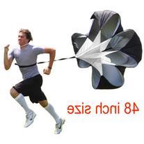 Speed Strength Training 48 inch Resistance Sport Parachute