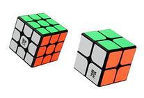CuberSpeed Speedcubing Advanced Bundle Moyu Weipo 2x2 & Moyu
